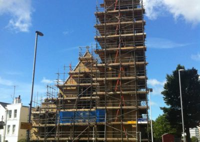 Our-Lady-of-Ransom-Church-Scaffolding